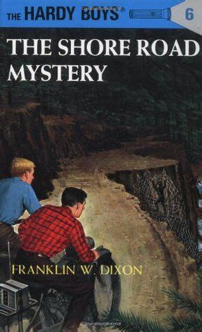 Hardy Boys The Borderline the shore road mystery by franklin w dixon reading level ages 8 10 hardy boys 6