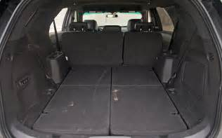 2012 ford explorer back seats photo 43989924