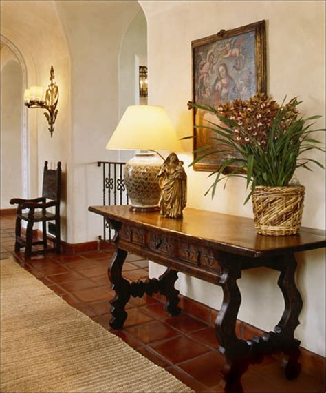 Spanish Home Interior by Spanish Colonial Interiors Blogher