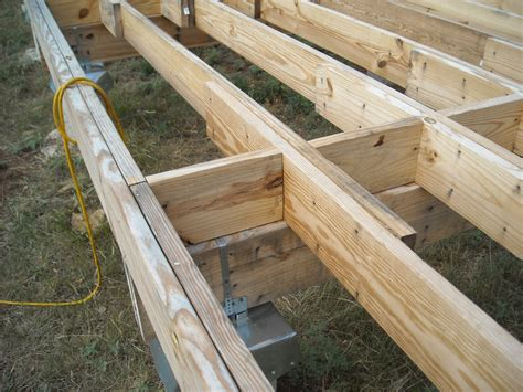 Floor Joist by The Sifford Sojournal A House Update Vii Floored
