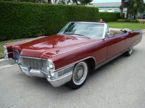 1965 Cadillac Convertible For Sale Cadillac For Sale