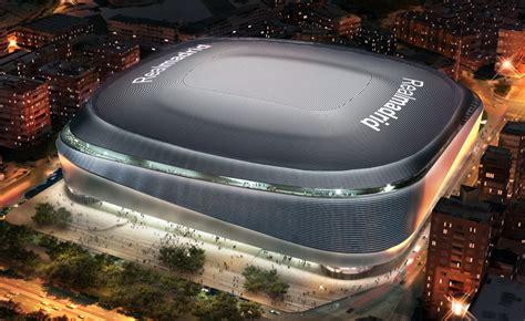 entradas real madrid bernabeu projekt estadio santiago bernab 233 u stadiony net