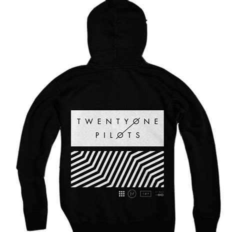 Hoodie Twenty One Pilots 4 Brothersapparel official 21 twenty one pilots hoody hoodie blurry zip