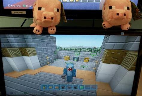 Minecraft Playstation 4 Edition Ps4 Reg 1 Minecraft Playstation 4 And Playstation 3 Edition