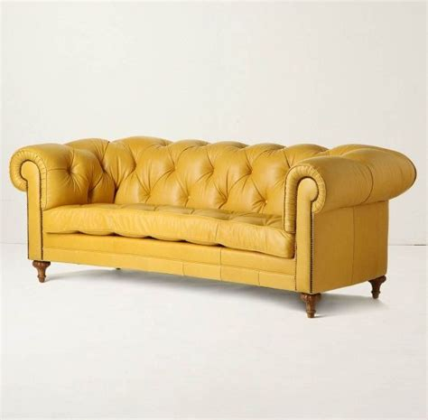 Yellow Leather Sofa Yellow Leather Sofas Divani Casa Daffodil Modern Yellow Italian Leather Sofa Set Divani Casa