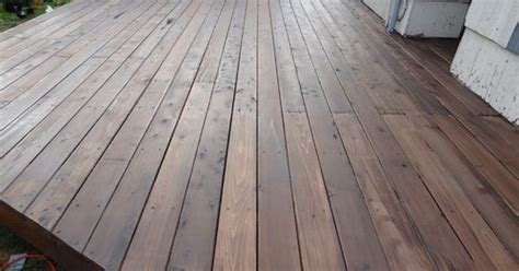 build  beautiful platform deck   weekend semi