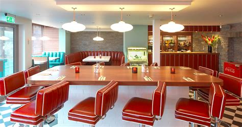 Cool Home Interior Designs 7 hotel diner shaun clarkson id interior design