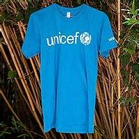 Unicef T Shirt cards and gifts unicef market