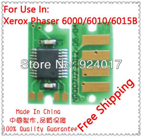 reset chip xerox workcentre 6015 aliexpress com buy toner reset chip for xerox phaser