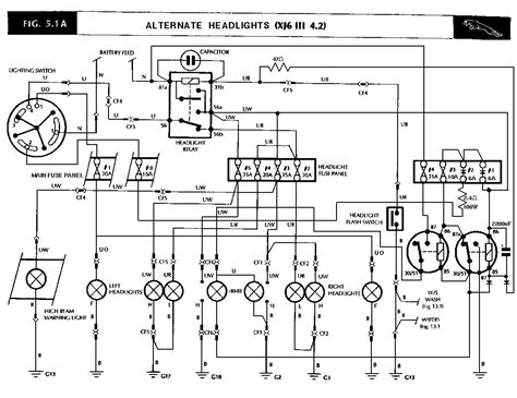 wiring diagram for jaguar xj6 wiring diagram