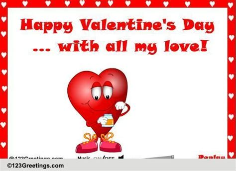 123 greetings for valentines day bubbles free happy s day ecards greeting