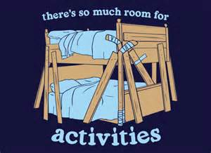 there s so much room for activities t shirt snorgtees