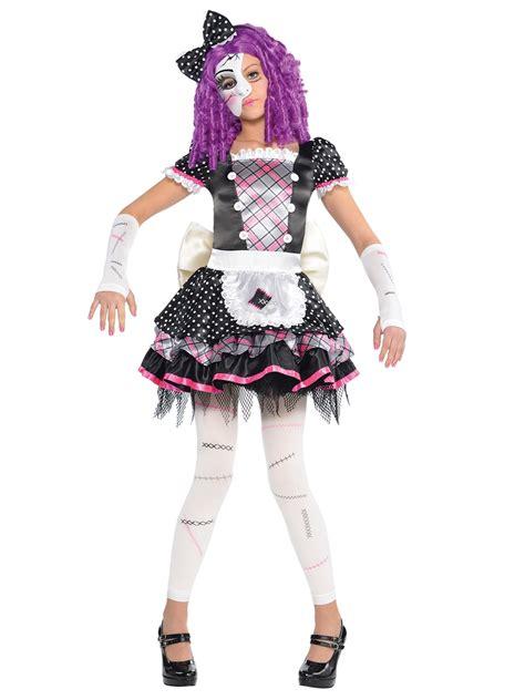 Good Christmas Dresses For Girls Size 6 #5: Child-damaged-doll-costume-999685.jpg