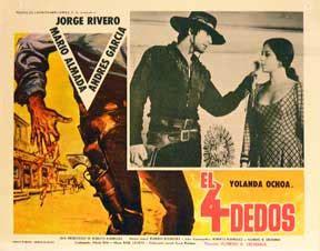 peliculas de jorge rivero cuatro dedos el movie poster cartel de la pel 237 cula