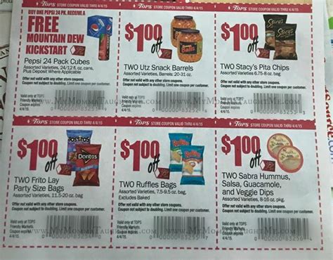 tops grocery coupons printable all about tops markets store coupons