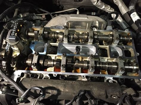 The Power Of Ka Rsquo ford escape fusion 2 3l 2 5l dohc engines valve cover
