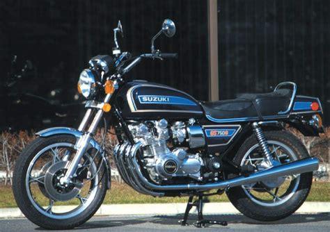 81 Suzuki Gs850g Suzuki Gs750 G