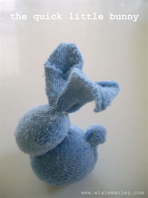 sock bunny easy 10 sock bunnies plushie patterns
