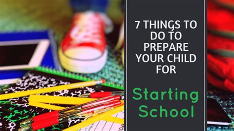 7 Tips On Preparing Your Child For A New Sibling by 7 Things To Do To Prepare Your Child For Starting School