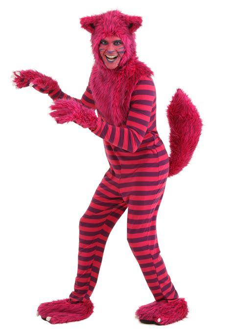 cat costume plus size deluxe cheshire cat costume