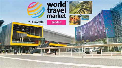 world travel market   excel london   youtube