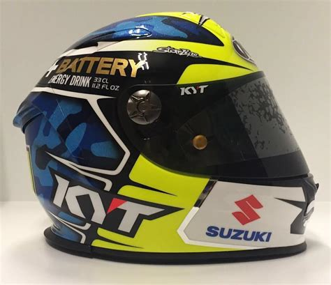 Helm Kyt Rc7 Serie 16 racing helmets garage kyt a espargar 242 2016 by starline