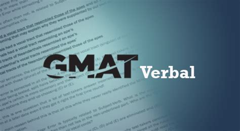 expert s guide on how to prepare for gmat verbal section