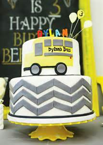 bright amp playful yellow bus birthday party hostess with the mostess 174