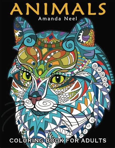 book for adults coloring books about animals best coloring books