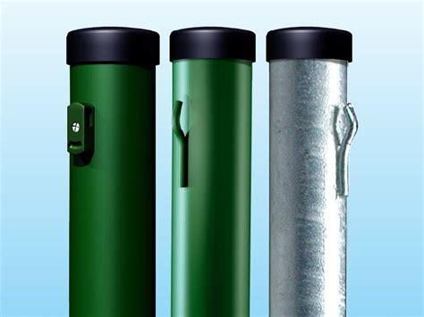 pali zincati per illuminazione palo in profilato quot 216 quot per sostegno di recinzioni