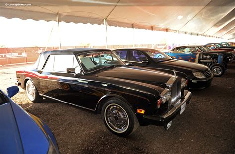 81 rolls royce for sale auction results and data for 1981 rolls royce corniche ii
