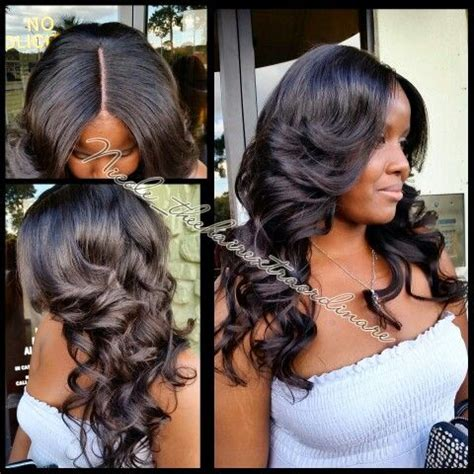 lace closure sew in styles lace closure sew in with no hair out prefect for natural
