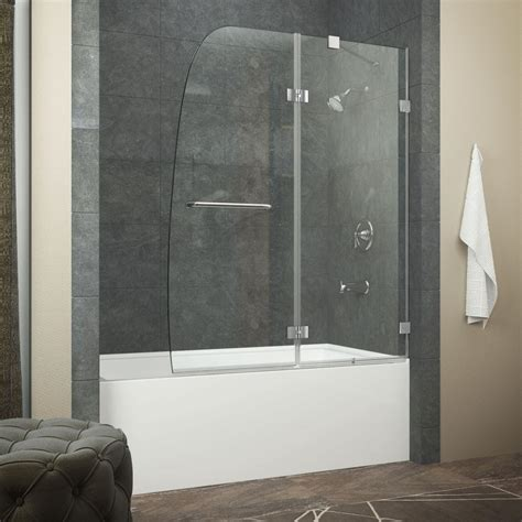Shower Doors On Tub Ideas For Install Bathtub Shower Doors All Design Doors Ideas