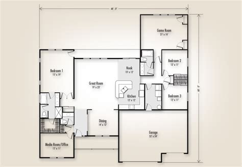 the mt 2734 home plan adair homes