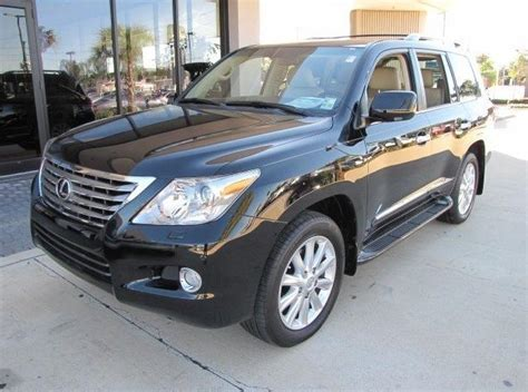 used lexus lx 570 for sale in usa lexus lx570 2009 used for sale