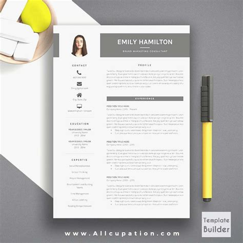 Unique Career Portfolio Template Microsoft Word Kinoweb Org Career Portfolio Template