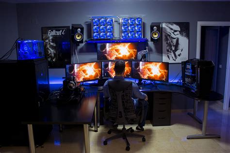 how to make a gaming setup best game setups best in game out