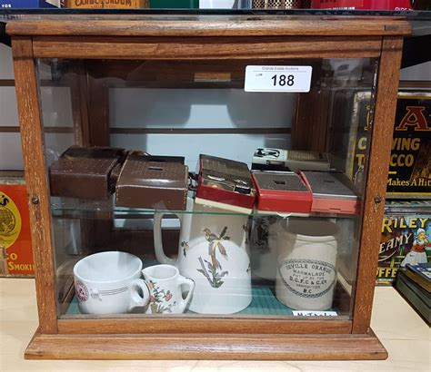 table top display cabinet table top display cabinet w contents