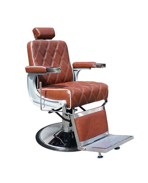 bruine kappersstoelen karlos heren kappersstoel hoba bruine barberchair