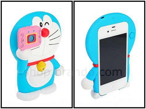 iphone   moving camera doraemon phone case