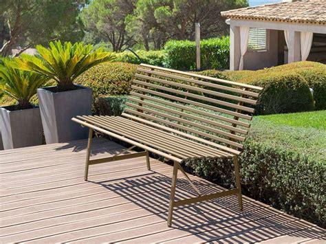 Banc Jardin by Banc De Jardin En M 233 Tal Ta Hesp 233 Ride