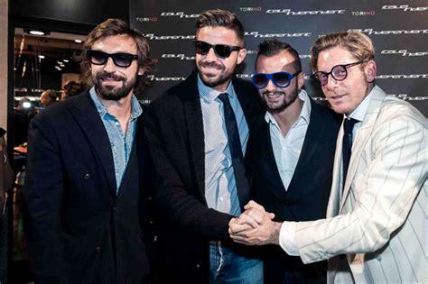 I Think Therefore I Play Andrea Pirlo Alessandro Alciato andrea pirlo style icon the cuff ldn
