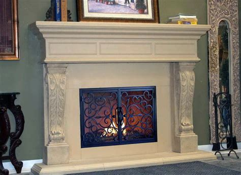 Precast Concrete Fireplace Kits by 17 Best Images About Mantels On
