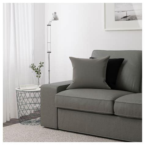 kivik two seat sofa kivik two seat sofa borred grey green ikea