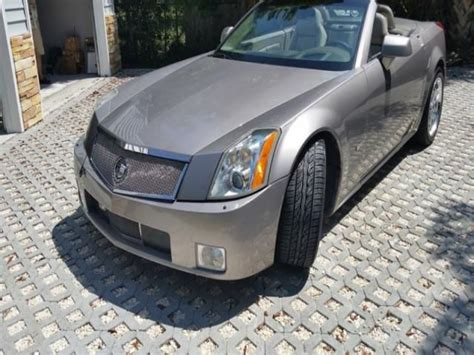 auto air conditioning repair 2006 cadillac xlr v user handbook find used 2004 cadillac xlr in grand ridge florida united states for us 11 600 00