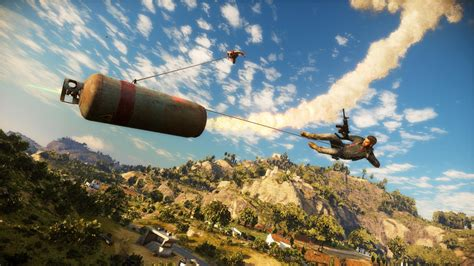 Coz I U Second 1 3 just cause 3 ps3 jeux torrents
