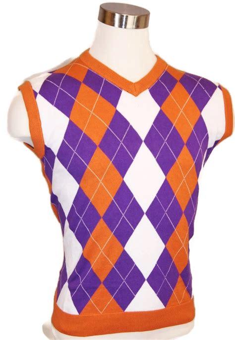 diamond pattern golf jumper men s argyle golf sweater vests