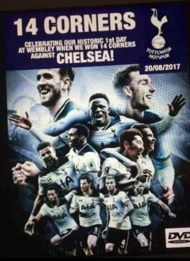 Dvd Chelsea The The Goals The thfc releasing dvd at midnight tonight harry hotspur