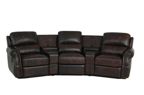 Home Theatre Sofas by Home Theater