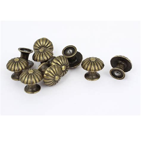 small decorative drawer pulls 10pcs 18 17mm vintage small case cabinet cupboard drawer